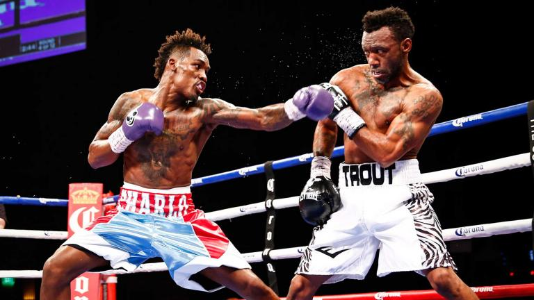 Jermall Charlo and Austin Trout
