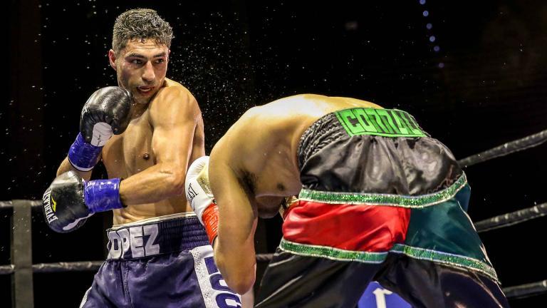 Josesito Lopez and Saul Corral