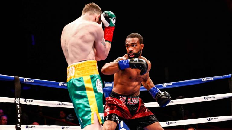 Gary Russell Jr. and Patrick Hyland