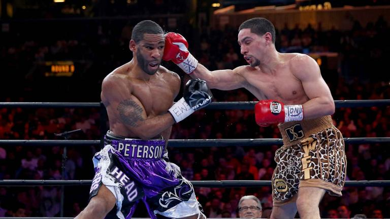 Danny Garcia and Lamont Peterson