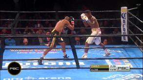 Charlo vs Alcine highlights: October 31, 2015