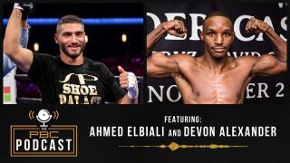 Devon Alexander & Ahmed Elbiali Share Their Amazing Journeys | The PBC Podcast