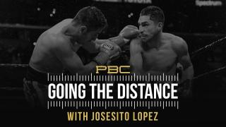 Josesito Lopez breaks down his exciting stoppage victory over John Molina Jr.