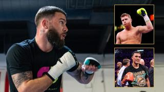 Caleb Plant Has Canelo in His Sights