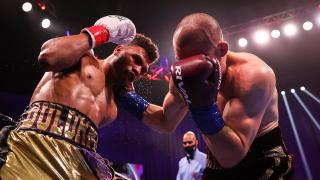 Stanionis vs Dulorme - Watch Fight Highlights   April 10, 2021