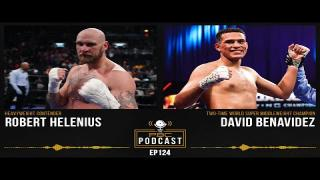 Embedded thumbnail for David Benavidez, Robert Helenius & Canelo-Plant   The PBC Podcast