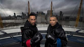 James DeGale vs Chris Eubank Jr. bout to air on Showtime in U.S.