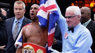 James DeGale: In His Own Words