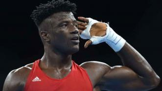 Efe Ajagba KOs opponents who stick around long enough to fight