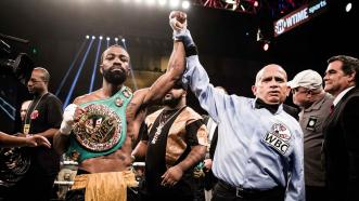 12 Rounds With ... Gary Russell Jr.
