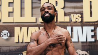 Gary Russell Jr. Aims to Make a Statement