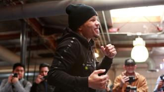 Gervonta Davis Is Motivated By a New Love