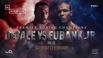 James DeGale vs. Chris Eubank Jr. set for February 23 at London