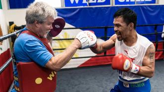 Inside the Training Camp of Manny Pacquiao