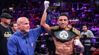 Mario Barrios and The Fighting Mexican Tradition