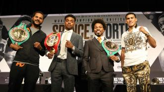 Spence-Porter, Dirrell-Benavidez: Glory and Redemption