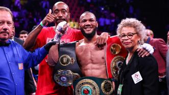 Williams Shocks Boxing World, Defeats Hurd to Become Champion