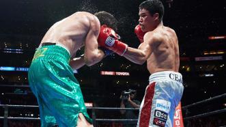 Ruiz vs Ceja