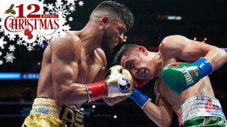 Abner Mares and Leo Santa Cruz