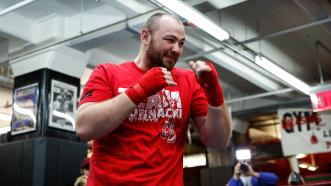 Adam Kownacki Aims to Become The Baddest Man on the Planet