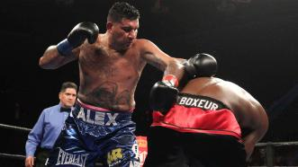 Chris Arreola and Fred Kassi