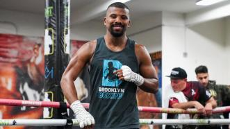 Badou Jack Has Got His Swagger Back