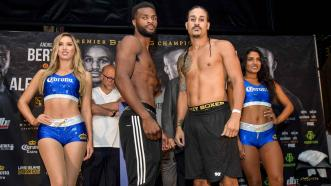 An upset is not in Marcus Browne's fight plan