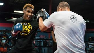 Camp Life With ... Jermall Charlo