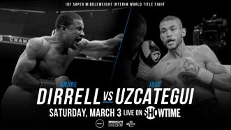 Dirrell vs Uzcategui