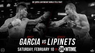Garcia vs Lipinets