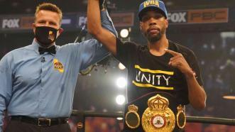 Jamal James Wins a War Versus Thomas Dulorme, Claims Interim Title