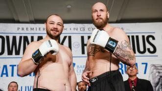 Kownacki vs. Helenius: An American Dream Meets a Nordic Nightmare