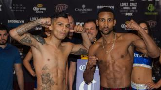Jorge Lara-Claudio Marrero winner takes huge step forward in 126-pound division