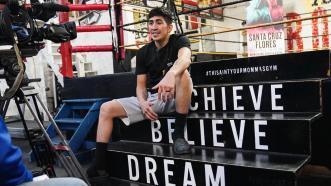 Leo Santa Cruz has 2020 Vision on Fighting Gervonta Davis