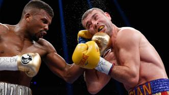 Badou Jack and Lucian Bute