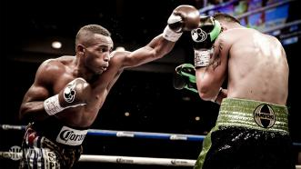 Erislandy Lara and Vanes Martirosyan