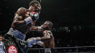 Robert Easter Jr. and Richard Commey