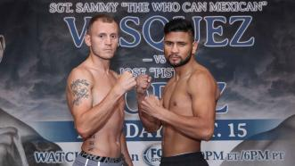 Sammy Vasquez and Jose Lopez