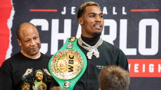 Ronnie Shields and Jermall Charlo
