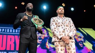Deontay Wilder: This Time, He Won