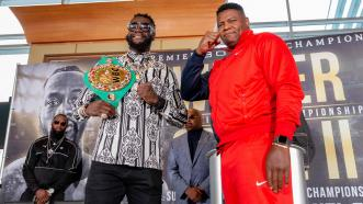 Wilder vs. Ortiz: The Sequel