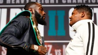 Wilder vs. Ortiz 2: A Second World War