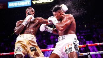 Wilder Does it Again, Knocks Out Ortiz in Seven