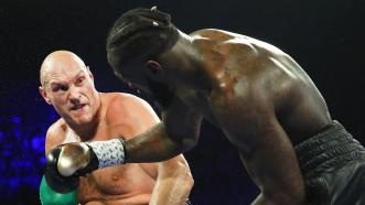 Fury Stops Wilder in Seven to Become New Champion
