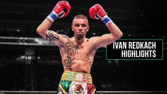 Ivan Redkach Highlights