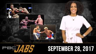PBC Jabs: September 28, 2017