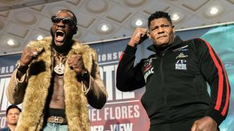 Deontay Wilder's final message to Luis Ortiz