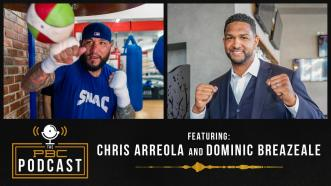 Heavyweights Chris Arreola and Dominic Breazeale join the PBC Podcast
