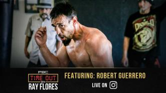 Robert Guerrero Still Wants Top Names at 147 Pounds