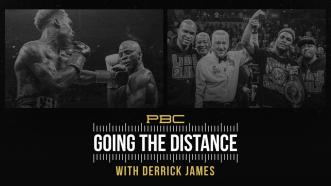 Trainer Derrick James breaks down Tony Harrison vs Jermell Charlo 2